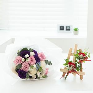 꽃다발+코사지무료